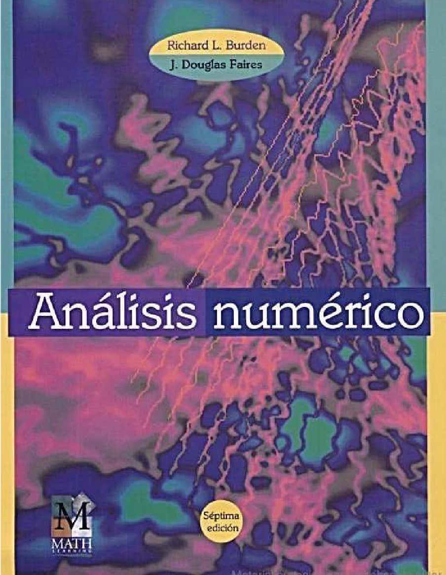 ANALISIS NUMERICO - BURDEN 1-bc8c9229a2