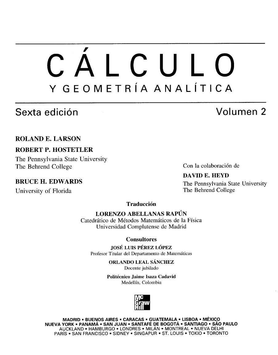 CALCULO - LARSON 1-09330f00a8